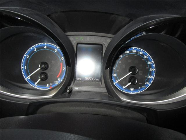 2016 Toyota Corolla S (Stk: 2010321 ) in Regina - Image 16 of 27