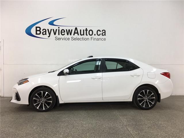 2018 Toyota Corolla SE (Stk: 35045W) in Belleville - Image 1 of 28