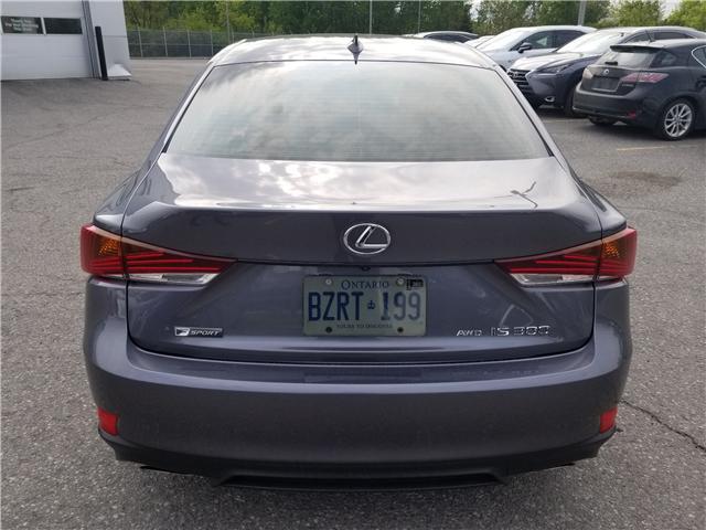 2017 Lexus IS 300  (Stk: 069E1285) in Ottawa - Image 4 of 21