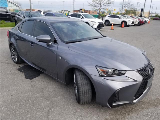 2017 Lexus IS 300  (Stk: 069E1285) in Ottawa - Image 7 of 21