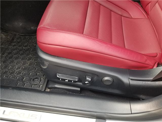 2017 Lexus IS 300  (Stk: 069E1285) in Ottawa - Image 11 of 21