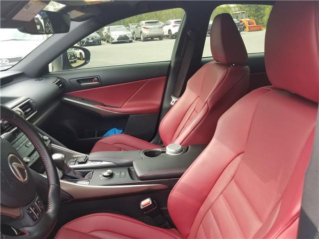 2017 Lexus IS 300  (Stk: 069E1285) in Ottawa - Image 12 of 21