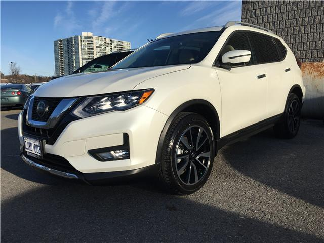 2019 Nissan Rogue SL (Stk: D710293A) in Scarborough - Image 1 of 10