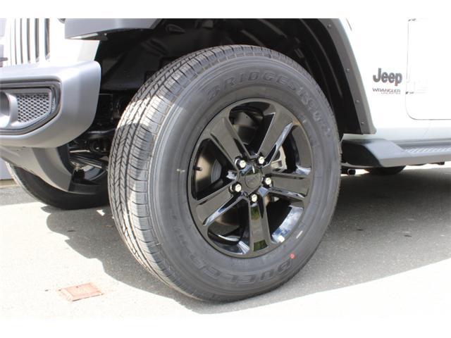 2019 Jeep Wrangler Unlimited Sahara (Stk: W635987) in Courtenay - Image 21 of 23