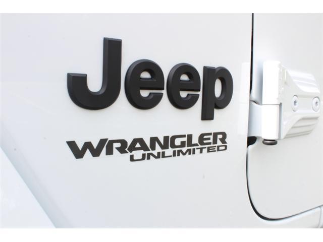 2019 Jeep Wrangler Unlimited Sahara (Stk: W635987) in Courtenay - Image 22 of 23