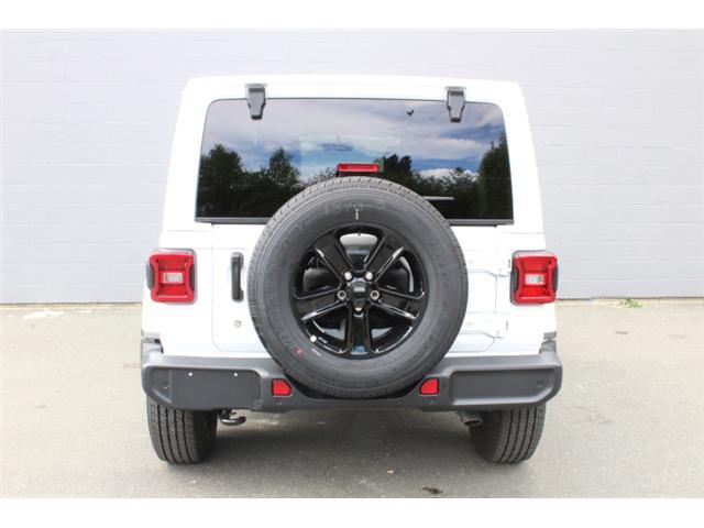 2019 Jeep Wrangler Unlimited Sahara (Stk: W635987) in Courtenay - Image 6 of 23