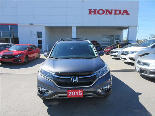 2015 Honda CR-V EX-L (Stk: SS3456) in Ottawa - Image 2 of 15