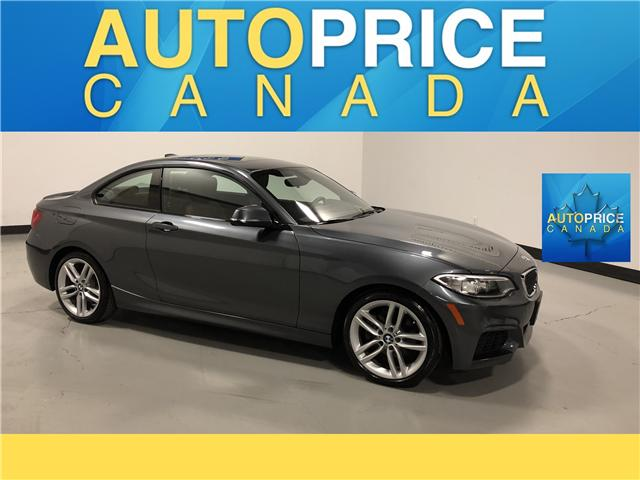 2016 BMW 228i xDrive (Stk: W0387) in Mississauga - Image 1 of 26