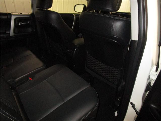 2018 Toyota 4Runner SR5 (Stk: 127126) in Regina - Image 35 of 38