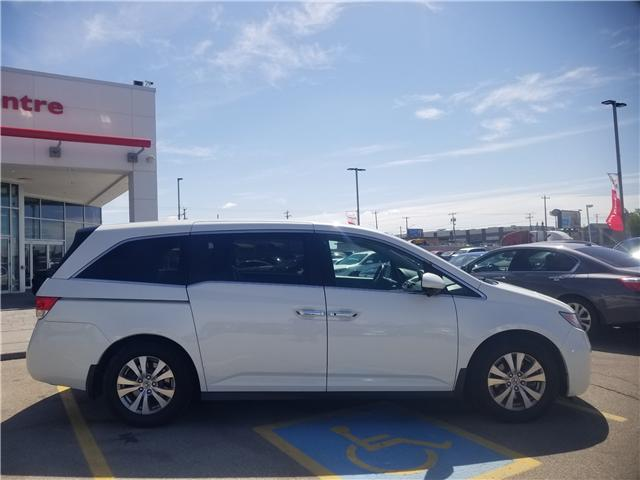 2015 Honda Odyssey EX (Stk: 6191081A) in Calgary - Image 2 of 26