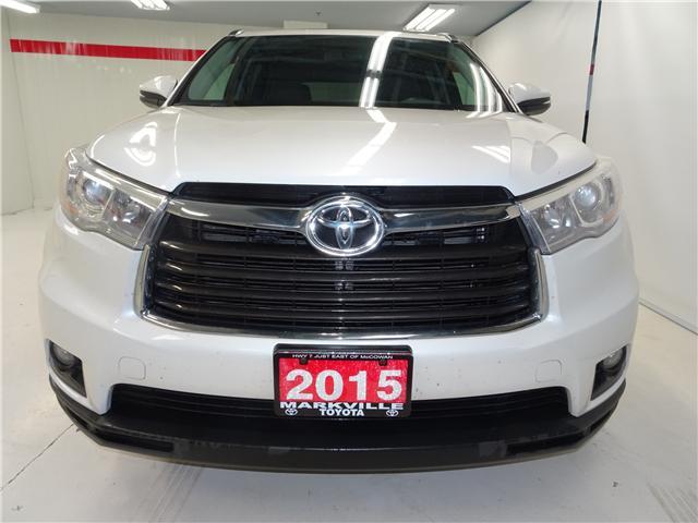 2015 Toyota Highlander Limited (Stk: 36294U) in Markham - Image 2 of 30