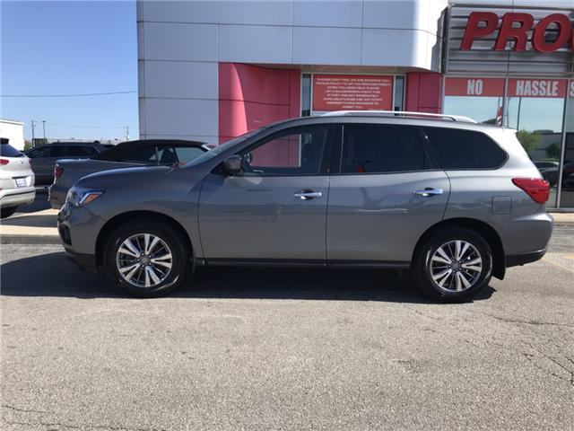 2019 Nissan Pathfinder S (Stk: KC586349) in Sarnia - Image 2 of 30