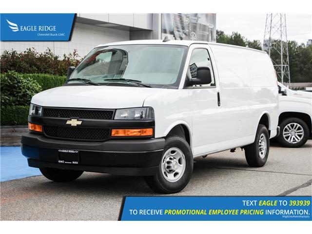 2018 Chevrolet Express 2500 Work Van (Stk: 189649) in Coquitlam - Image 1 of 14