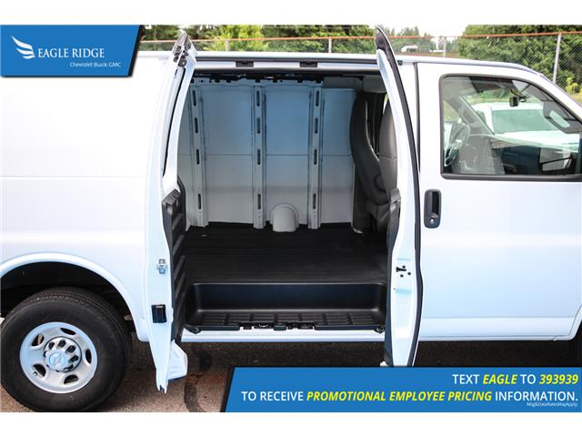 2018 Chevrolet Express 2500 Work Van (Stk: 189649) in Coquitlam - Image 8 of 14