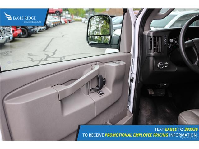 2018 Chevrolet Express 2500 Work Van (Stk: 189649) in Coquitlam - Image 14 of 14