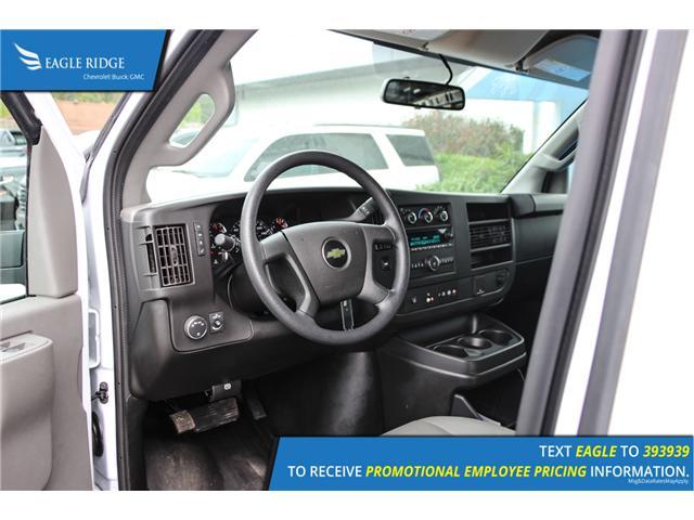 2018 Chevrolet Express 2500 Work Van (Stk: 189649) in Coquitlam - Image 9 of 14