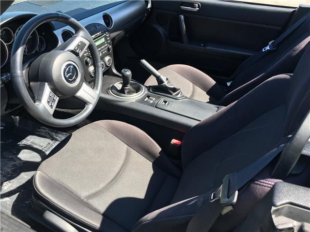 2011 Mazda MX-5 GS (Stk: UC5753) in Woodstock - Image 10 of 16