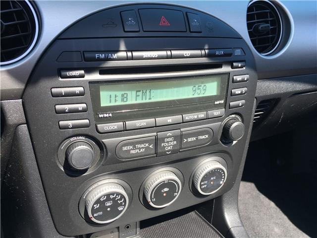 2011 Mazda MX-5 GS (Stk: UC5753) in Woodstock - Image 12 of 16