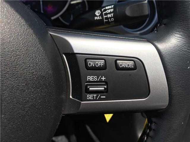 2011 Mazda MX-5 GS (Stk: UC5753) in Woodstock - Image 15 of 16