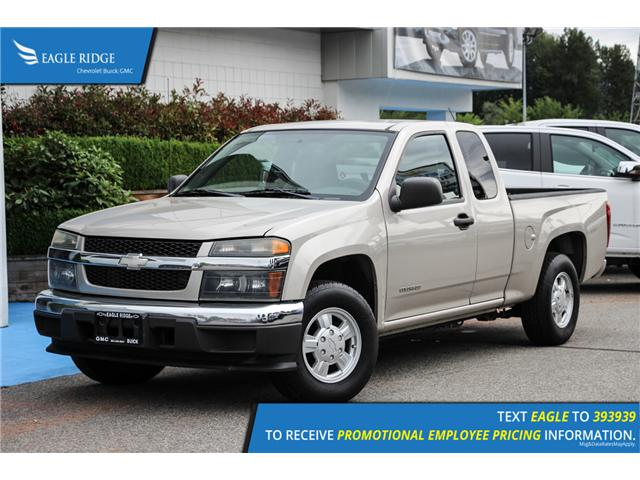 2004 Chevrolet Colorado LS (Stk: 044718) in Coquitlam - Image 1 of 12