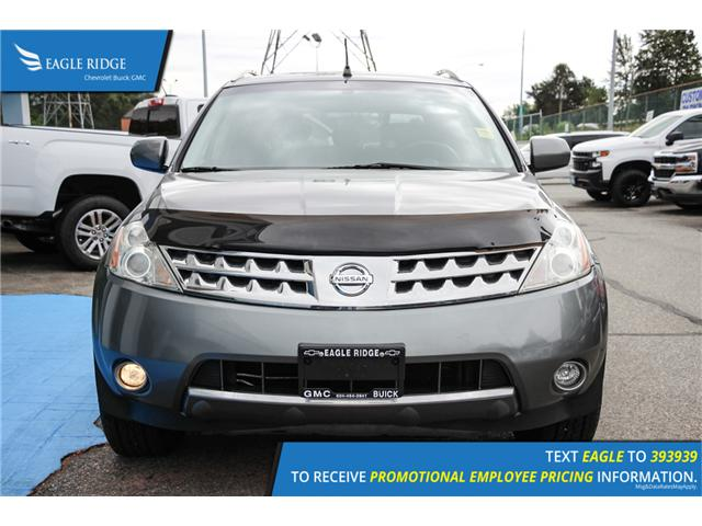 2006 Nissan Murano SE (Stk: 069129) in Coquitlam - Image 2 of 17