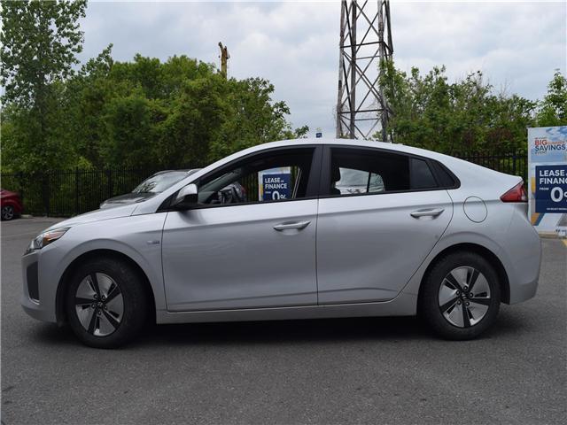 2019 Hyundai Ioniq Hybrid ESSENTIAL (Stk: U06530) in Toronto - Image 2 of 18