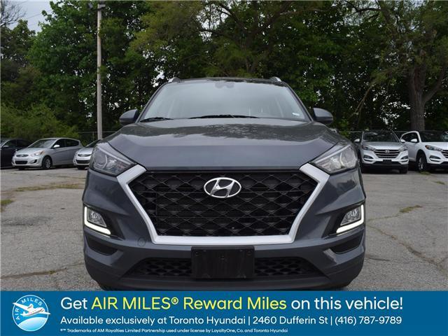 2019 Hyundai Tucson Preferred (Stk: U06531) in Toronto - Image 1 of 14