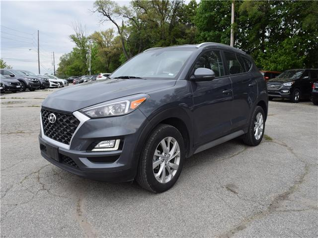 2019 Hyundai Tucson Preferred (Stk: U06531) in Toronto - Image 2 of 14