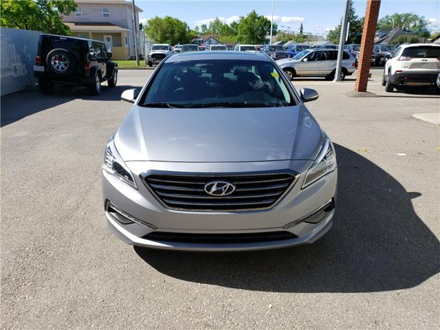 2017 Hyundai Sonata GL (Stk: 15124) in Fort Macleod - Image 2 of 17