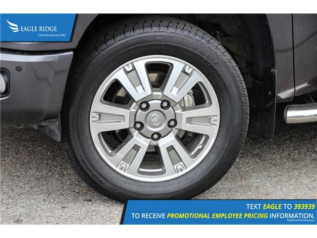 2017 Toyota Tundra Platinum 5.7L V8 (Stk: 179619) in Coquitlam - Image 6 of 18