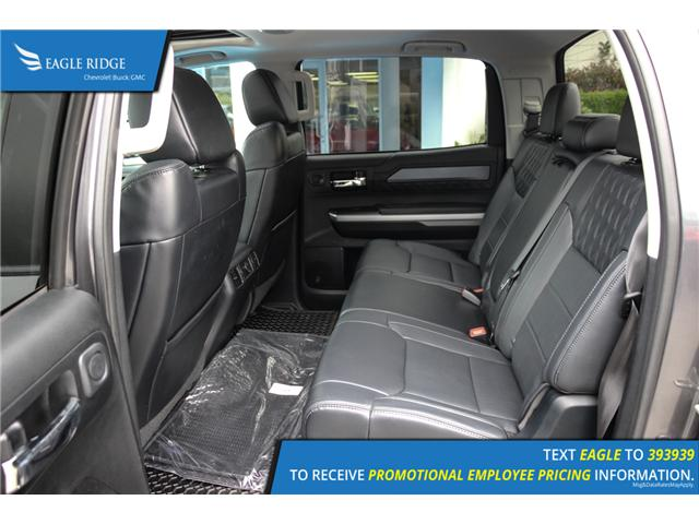 2017 Toyota Tundra Platinum 5.7L V8 (Stk: 179619) in Coquitlam - Image 18 of 18