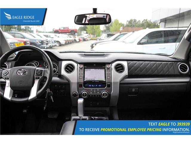 2017 Toyota Tundra Platinum 5.7L V8 (Stk: 179619) in Coquitlam - Image 8 of 18
