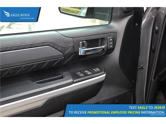 2017 Toyota Tundra Platinum 5.7L V8 (Stk: 179619) in Coquitlam - Image 12 of 18
