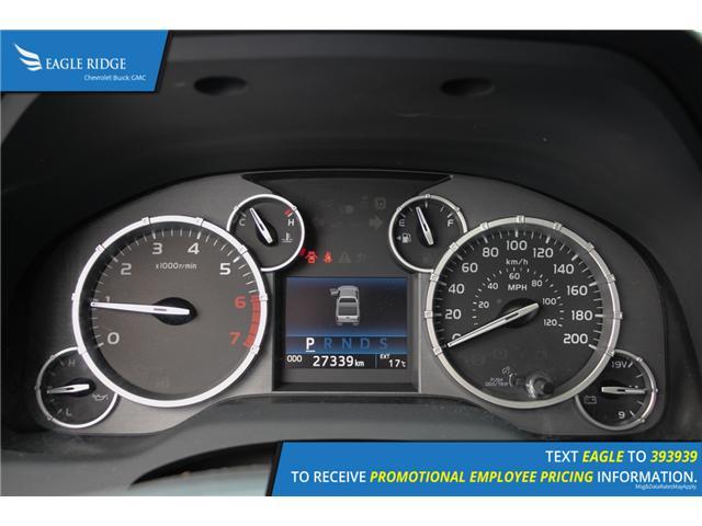 2017 Toyota Tundra Platinum 5.7L V8 (Stk: 179619) in Coquitlam - Image 13 of 18