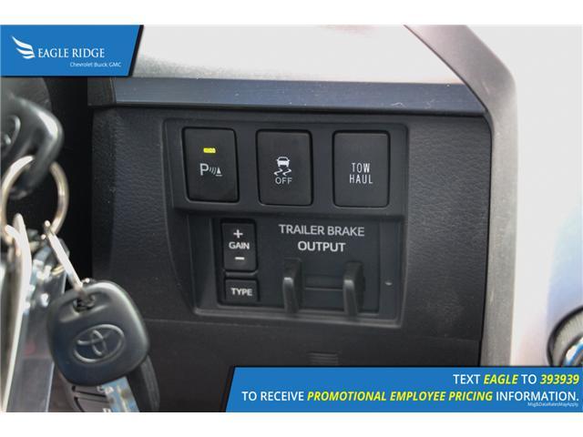 2017 Toyota Tundra Platinum 5.7L V8 (Stk: 179619) in Coquitlam - Image 16 of 18