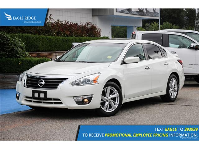2014 Nissan Altima 2.5 SV (Stk: 142329) in Coquitlam - Image 1 of 17