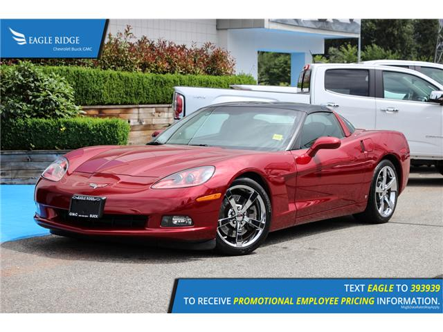 2009 Chevrolet Corvette Base (Stk: 093202) in Coquitlam - Image 1 of 15