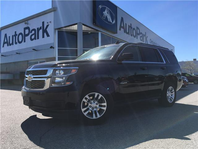 2019 Chevrolet Tahoe LS (Stk: 19-19179RJB) in Barrie - Image 1 of 28