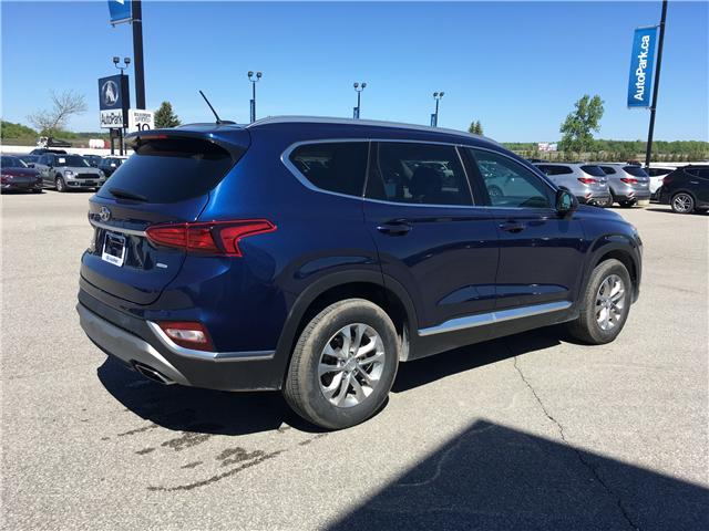 2019 Hyundai Santa Fe ESSENTIAL (Stk: 19-51701RJB) in Barrie - Image 5 of 27