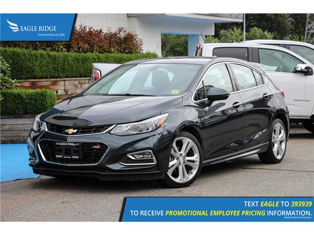2018 Chevrolet Cruze Premier Auto (Stk: 189422) in Coquitlam - Image 1 of 16
