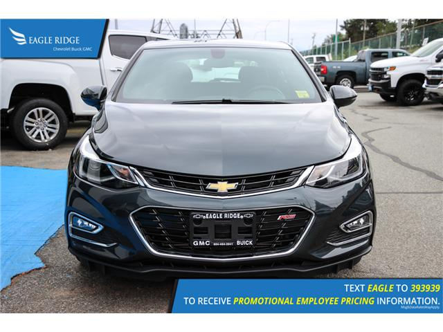 2018 Chevrolet Cruze Premier Auto (Stk: 189422) in Coquitlam - Image 2 of 16