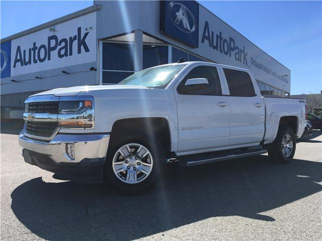 2018 Chevrolet Silverado 1500 1LT (Stk: 18-02646RJB) in Barrie - Image 1 of 27