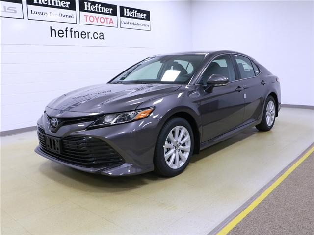 2019 Toyota Camry LE (Stk: 190819) in Kitchener - Image 1 of 3