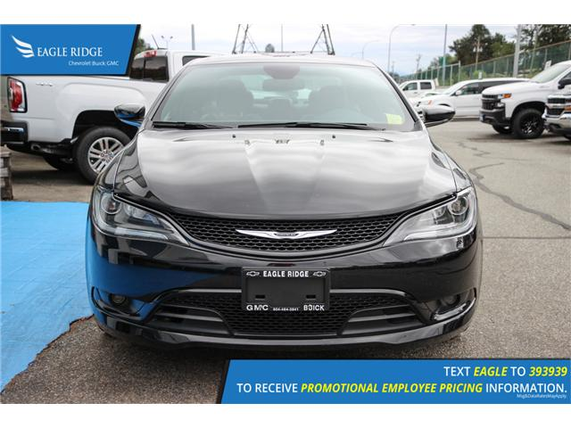 2016 Chrysler 200 S (Stk: 166064) in Coquitlam - Image 2 of 15