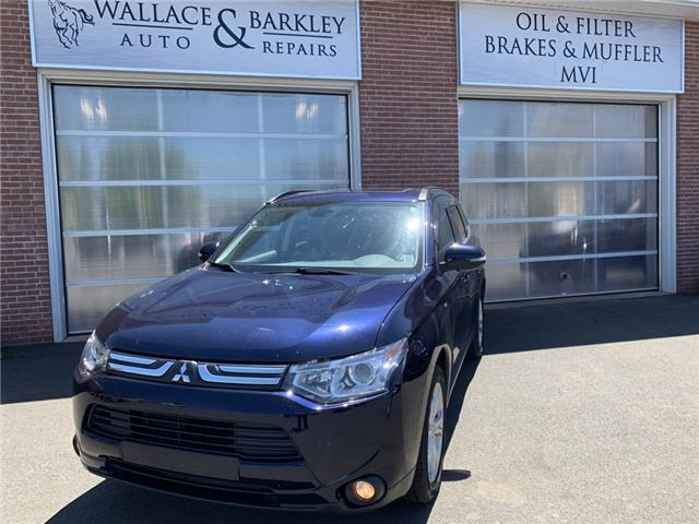 2014 Mitsubishi Outlander GT (Stk: 602099) in Truro - Image 1 of 5