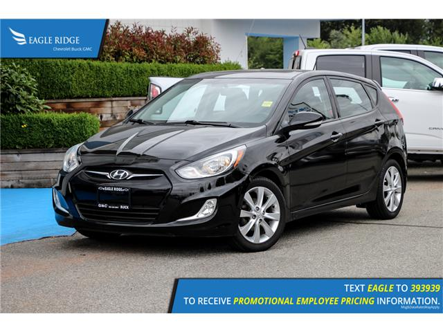 2012 Hyundai Accent GLS (Stk: 129478) in Coquitlam - Image 1 of 16