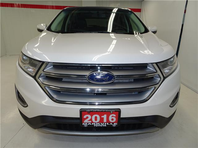 2016 Ford Edge Titanium (Stk: 36296U) in Markham - Image 2 of 8