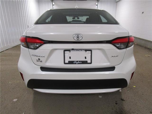2020 Toyota Corolla XLE (Stk: 201026) in Regina - Image 8 of 22