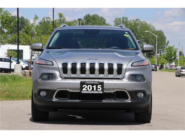 2015 Jeep Cherokee Limited (Stk: LC8324A) in London - Image 2 of 21