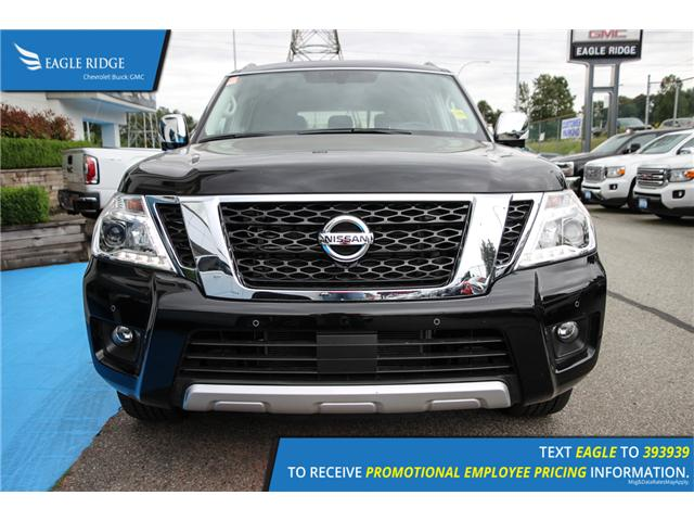 2018 Nissan Armada SL (Stk: 189267) in Coquitlam - Image 2 of 19